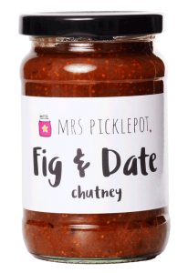 Mrs Picklepot fig and date chutney
