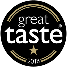 Great taste award 1 star 2018