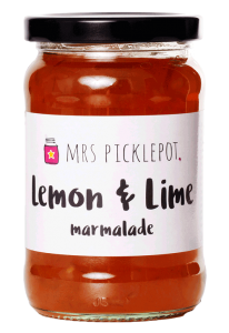 Mrs Picklepot lemon and lime marmalade