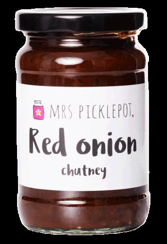 Mrs Picklepot red onion chutney